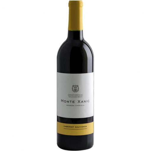 Vino Tinto Monte Xanic Cabernet Sauvignon 750 ml.