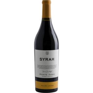 Vino Tinto Monte Xanic Syrah 750 ml.