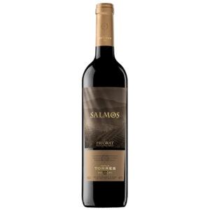 Vino Tinto Torres Salmos Priorat 750 ml.