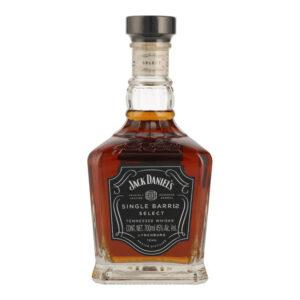 WHISKEY JACK DANIEL'S SINGLE BARREL 700 ml.