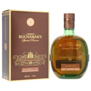 WHISKY BUCHANAN'S 18 AÑOS 750 ml.