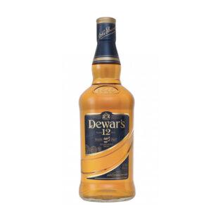WHISKY DEWAR'S 12 AÑOS 750 ml.