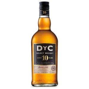 WHISKY DYC 10 AÑOS 700 ml