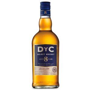 WHISKY DYC 8 AÑOS 700 ml