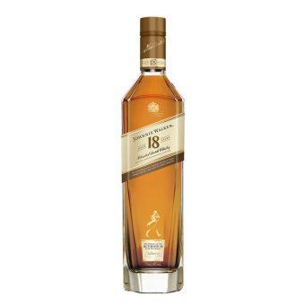 WHISKY JOHNNIE WALKER 18 AÑOS 750 ml.