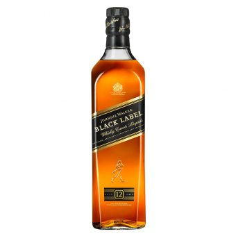WHISKY JOHNNIE WALKER BLACK LABEL 750 ml.