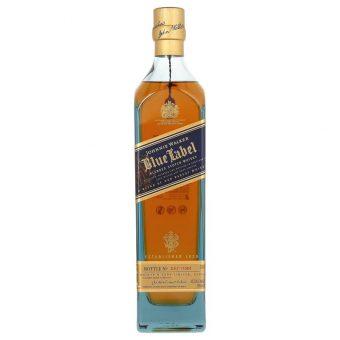 WHISKY JOHNNIE WALKER BLUE LABEL 750 ml.