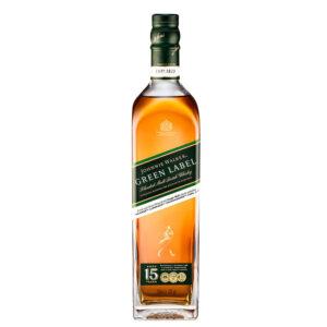 WHISKY JOHNNIE WALKER GREEN LABEL 700 ml.