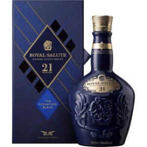 Whisky Chivas Royal Salute 21 Años 700 ml.