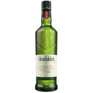 Whisky Glenfiddich 12 Años 750 ml.