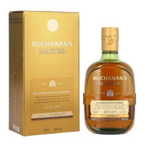 WHISKY BUCHANANS MASTER 750 ml.