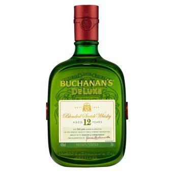 WHISKY BUCHANAN'S 12 AÑOS