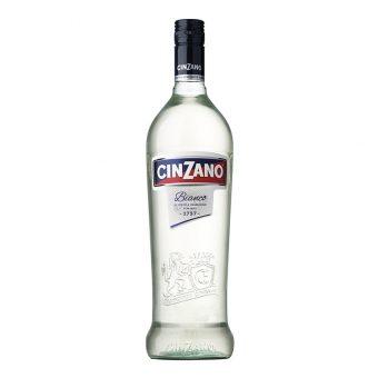 APERITIVO CINZANO BLANCO 750 ml.
