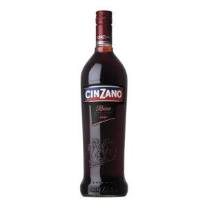 APERITIVO CINZANO ROJO 750 ml.