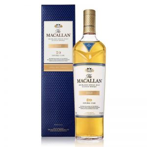 WHISKY THE MACALLAN GOLD 700 ml.
