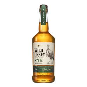 WHISKY WILD TURKEY RYE 750 ml.