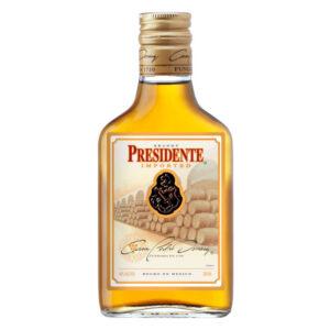 BRANDY PRESIDENTE CLASICO 200 ml.