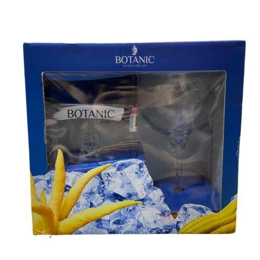 Ginebra Botanic Premium 700 ml. + Copa