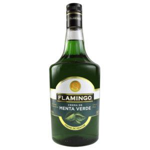 CREMA FLAMINGO DE MENTA VERDE 1000 ml.