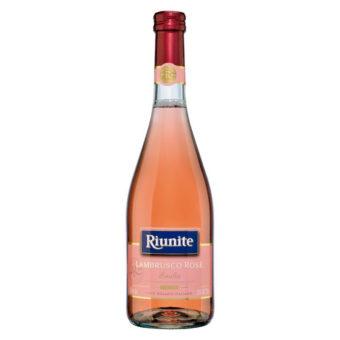 VINO ROSADO RIUNITE 750 ml.