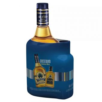 TEQUILA 100 AÑOS AZUL REP 700ML C:BOT 200ML