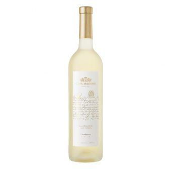 VINO BLANCO CASA GRANDE CHARDONNAY 750 ml.