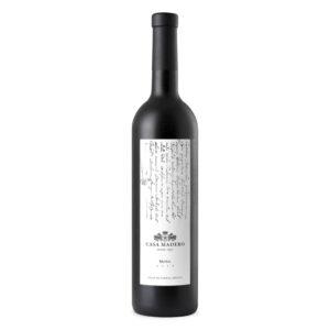 VINO TINTO CASA MADERO MERLOT 750 ml.