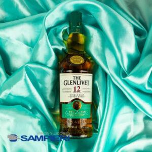 Whisky The Glenlivet 12 Años 750 ml.