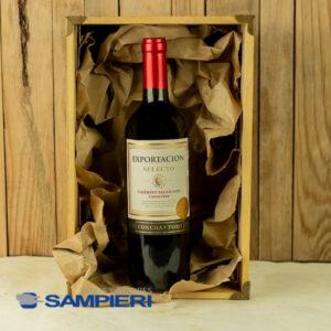 Vino Tinto Selecto Cabernet Sauvignon 750 ml.