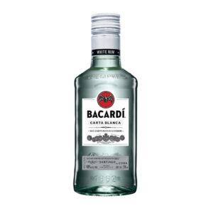 RON BACARDI BLANCO 200 ml.