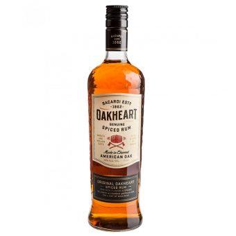 RON BACARDI OAKHEART 750 ml.
