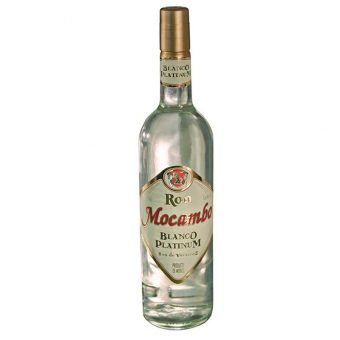 RON MOCAMBO BLANCO PLATINUM 1000 ml.