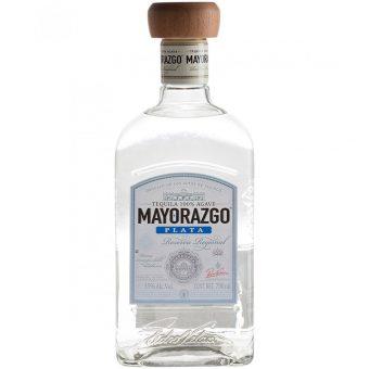 TEQUILA MAYORAZGO PLATA 750 ml.