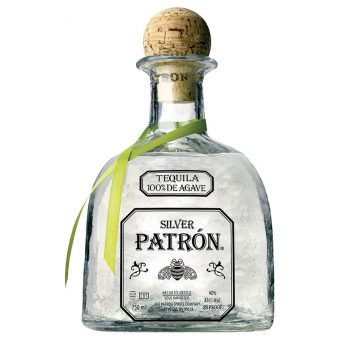 TEQUILA PATRON SILVER 750 ml.