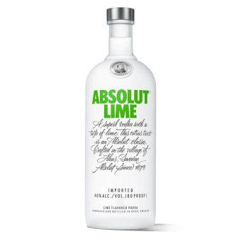 VODKA ABSOLUT LIME 750 ml.