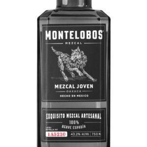 MEZCAL MONTELOBOS 750 ml.