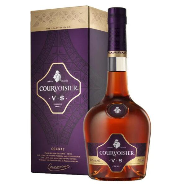 COGNAC COURVOISIER V.S. 700 ml.1