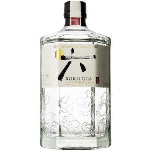 GINEBRA ROKU GIN 750 ml.