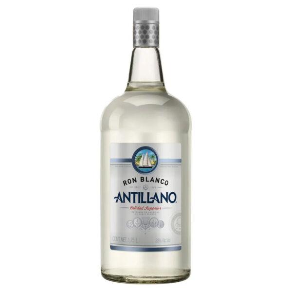 RON ANTILLANO BLANCO 1750 ml.