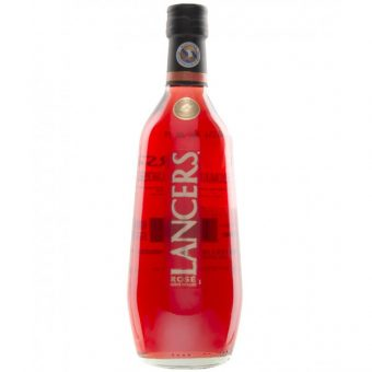 VINO ROSADO LANCERS 750 ml.