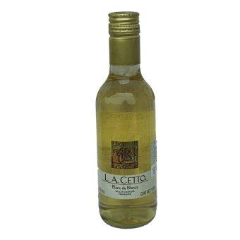 VINO BLANCO L.A. CETTO BLANC DE BLANCS 187 ml.