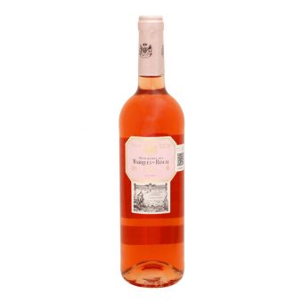 VINO ROSADO MARQUES DE RISCAL 750 ml.