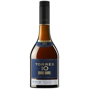 Brandy Torres Double Barrel 700 ml.