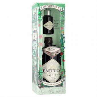 GINEBRA HENDRICKS 750 ml. + ATOMIZADOR