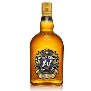 WHISKY CHIVAS REGAL XV AÑOS 700 ml.