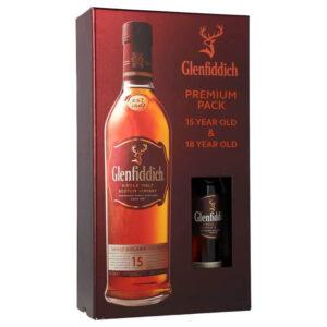 WHISKY GLENFIDDICH 15 AÑOS 750 ml