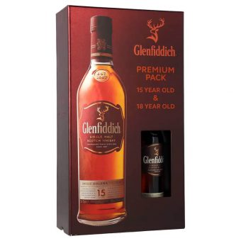 WHISKY GLENFIDDICH 15 AÑOS 750 ml