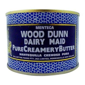MANTEQUILLA WOOD DUNN DAIRY MAID 454 gr.