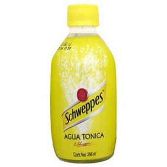 AGUA QUINA SCHWEPPES 296 ml.