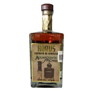 AGUARDIENTE DE CERVEZA HORUS 750 ml.